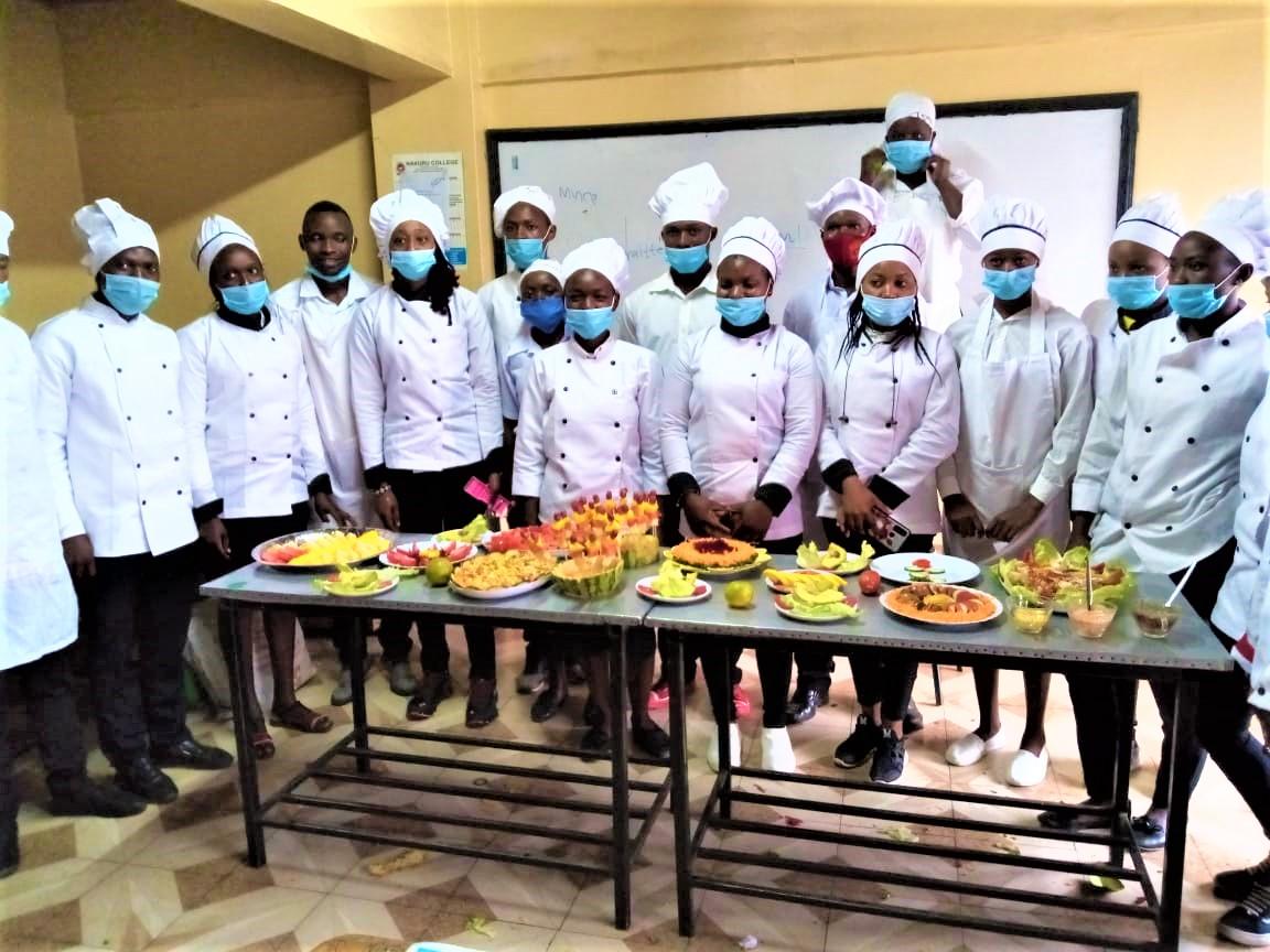 nakuru college best college in kenya